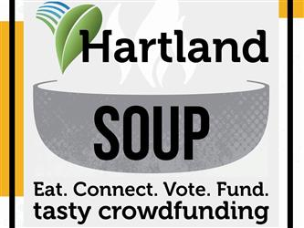 Hartland Soup - Eat. Connect. Vote. Fund. tasty crowdfunding